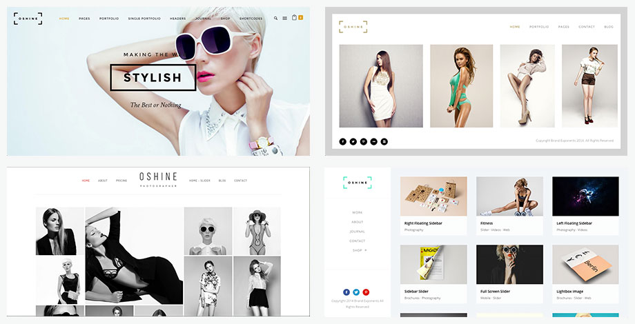 45+ Stunning Responsive WordPress Themes & Templates