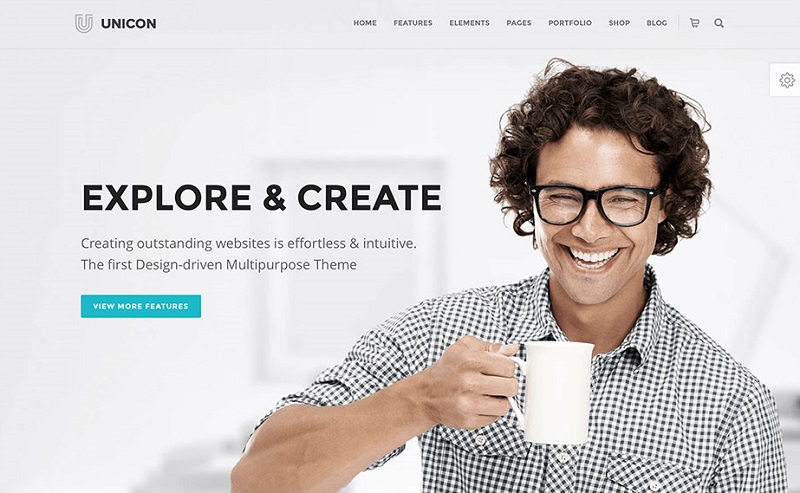 unicon-professional-creative-theme