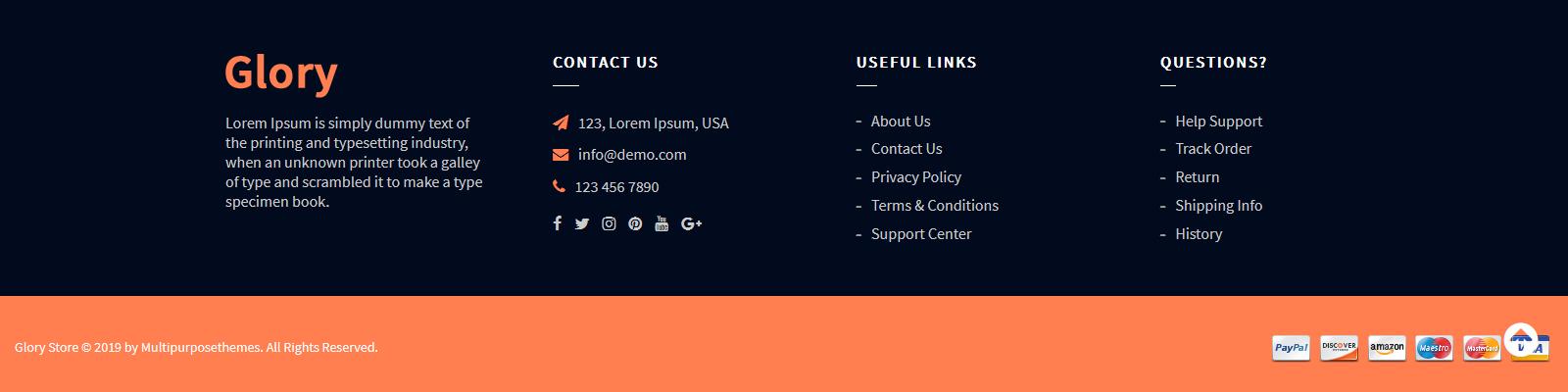 Premium OpenCart Templates