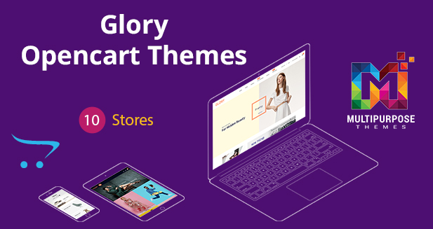 Glory Store Two – Multi-Purpose Premium OpenCart Themes