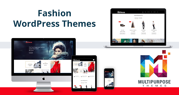 5+ Responsive WordPress Themes For Clothing Store 2019