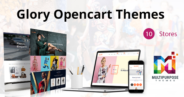 Store Six Amazing Glory OpenCart Themes By MultiPurpose Themes