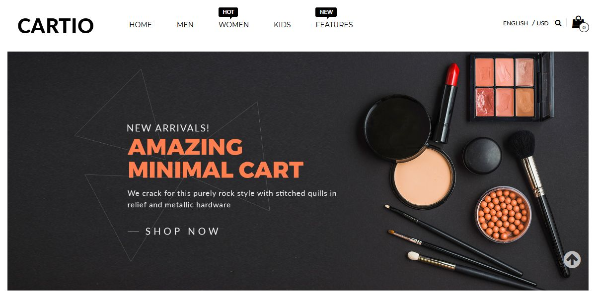 10+ Cartio Multi-Purpose Responsive Opencart Themes Store
