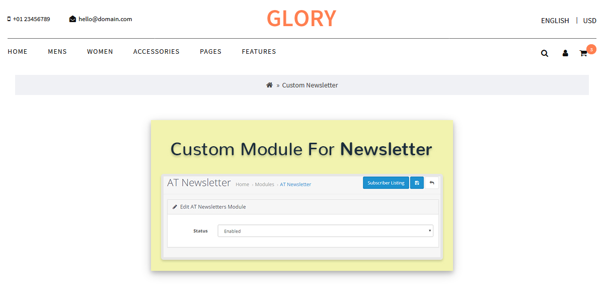 Responsive Opencart Themes