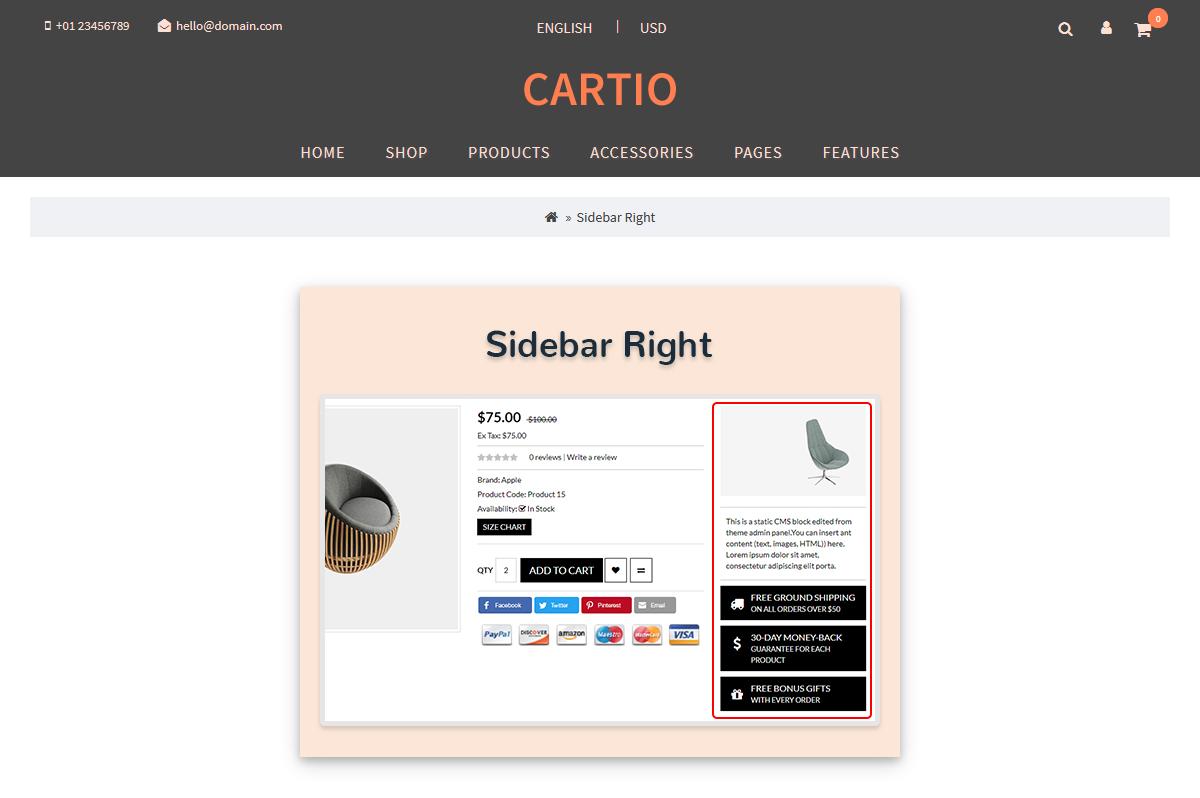 OpenCart Multipurpose Template