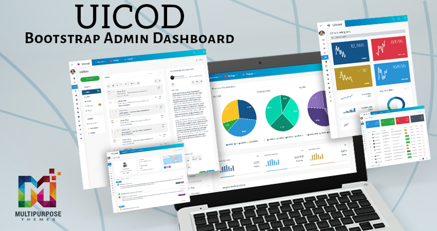 Uicod – Responsive Bootstrap Admin Dashboard & WebApp Templates