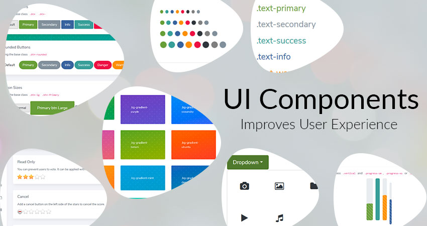Did You Know That A Bigger Number Of UI Components Improves User Experience?