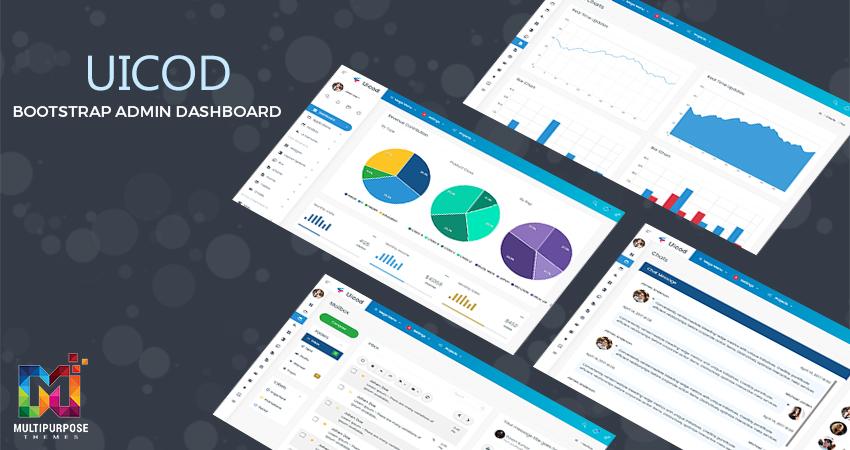 Uicod – Responsive Admin Dashboard & WebApp Templates