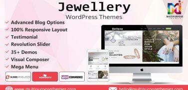 Jewellery Store WordPress Theme