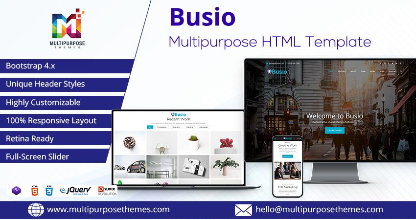 Premium Html Template