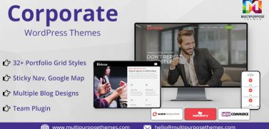 Corporate Premium WordPress Themes