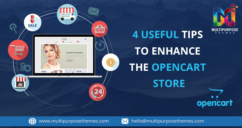 4 Useful Tips To Enhance The OpenCart Store