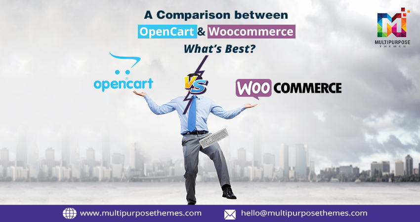 A Comparison Between OpenCart And Woocommerce – What's The Best?