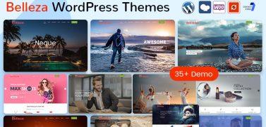 35+ Belleza Multipurpose Responsive WordPress Theme