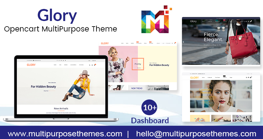 OpenCart Themes MultiPurpose Premium Glory