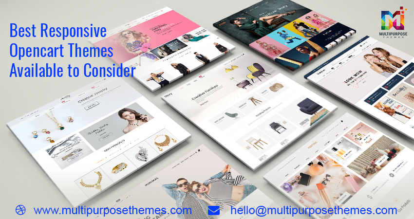 Best Responsive Opencart Themes Available To Consider
