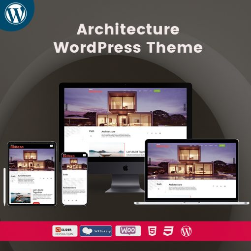 Belleza Architecture WordPress Themes