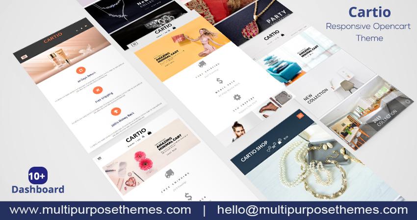 Opencart Responsive Theme | Premium ECommerce Templates