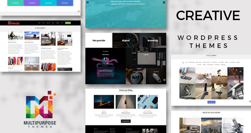Best Creative Responsive WordPress Themes 2020