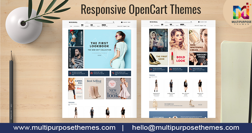 Introduction To OpenCart Templates / Opencart Themes