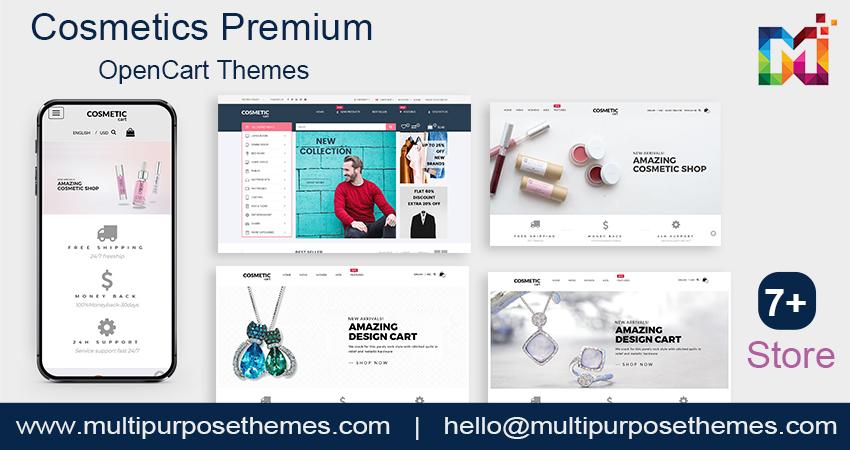 Premium OpenCart Templates – Oscuro