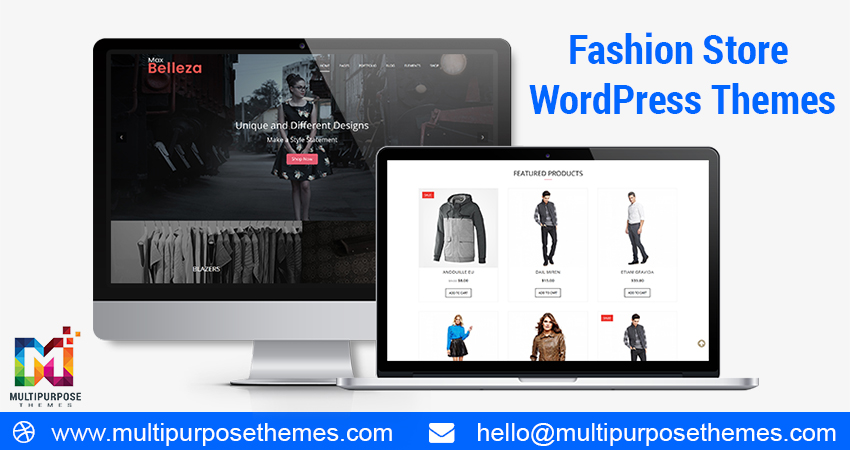 8+ Fashion Business WordPress Theme For Creating Online Fashion Store