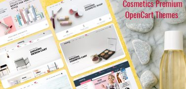 Cosmetics E-Commerce OpenCart Themes To Create A Visually Attractive Cosmetics Website