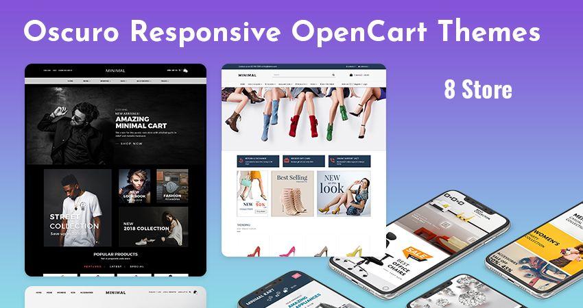 Premium ECommerce Templates | Responsive Opencart Theme